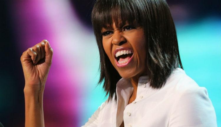 Így rappel Michelle Obama!
