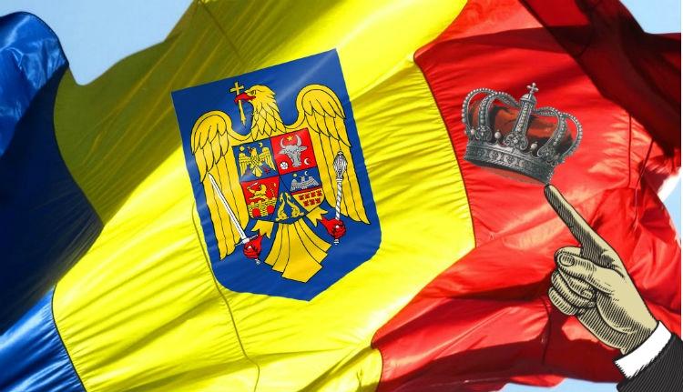 A liberálisok ismét Nagy-Románia címerét tolják