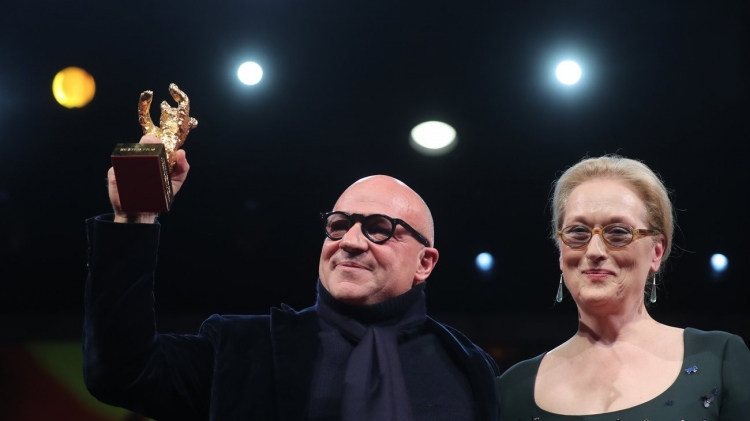 Berlinale: a menekültválságról szóló film nyerte az Arany Medvét