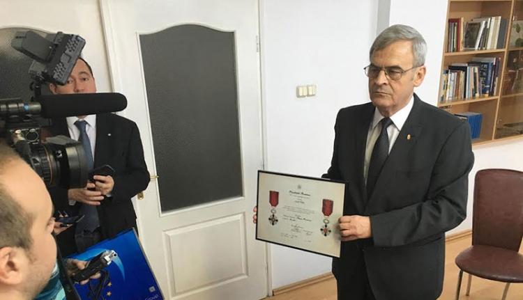 Tőkés: Johannis a határon túli románok védelmét is megkérdőjelezte