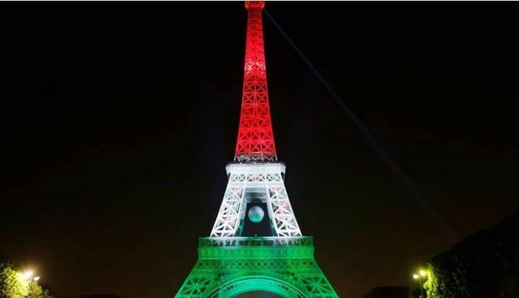 Fessük piros-fehér-zöldre az Eiffel-tornyot!