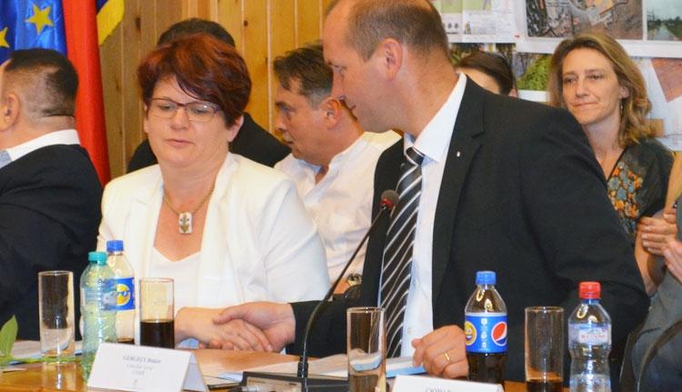 Ismét Kolozsvár alpolgármesterének választották Horváth Annát