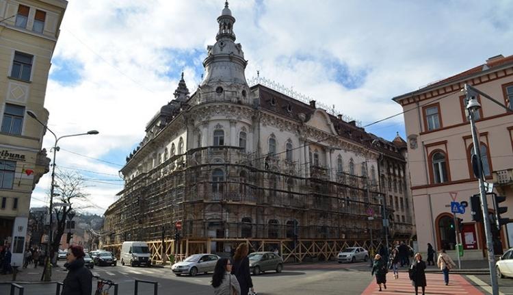 Kikényszeríti a magántulajdonú műemlékek felújítását a kolozsvári önkormányzat