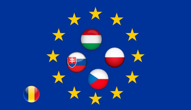 A V4 Románia mellett, de nélküle mutatja be vízióját Európa jövőjéről