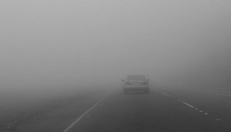 Sűrű köd borítja Erdélyt, vigyázzanak az utakon!