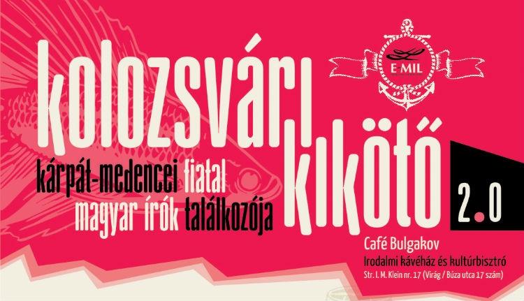 Ismét kiköt Kolozsváron a fiatal írók hajója