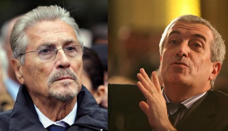 Két szakértő: Constantinescu és Tăriceanu