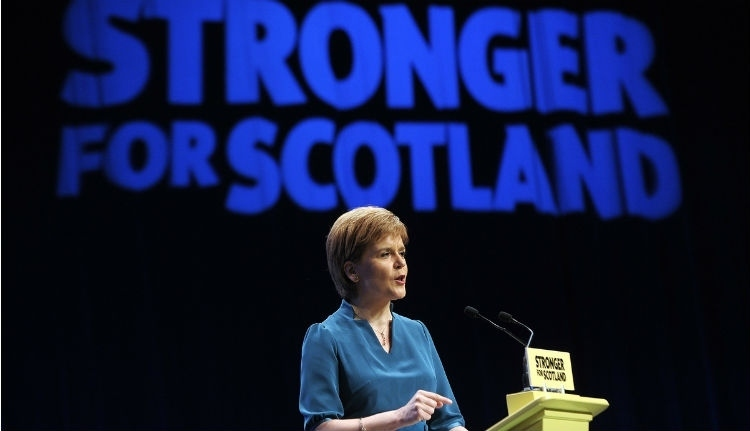 Másfél év múlva jöhet az új skót függetlenségi népszavazás