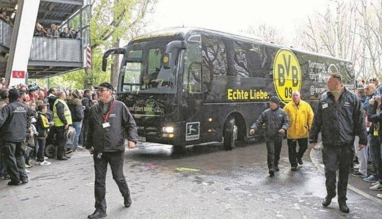 Nem az őrizetbe vett iraki robbantott Dortmundban