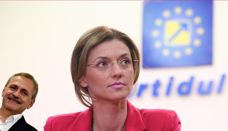 Alina Gorghiu benyújtott egy eleve bukásra ítéltetett tervezetet