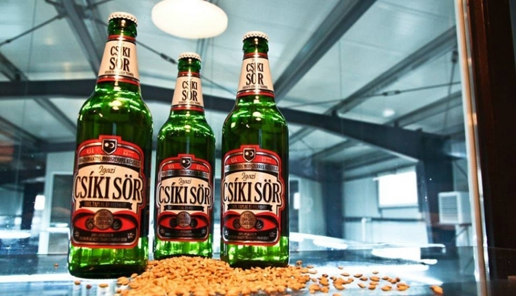 Budapest üdvözli, hogy a Csíki Sör nevet csak az erdélyi cég használhatja