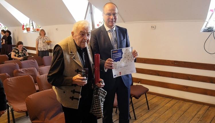 Így ment Kallós Zoli bácsihoz Válaszútra az Europa Nostra-díj (VIDEÓ)