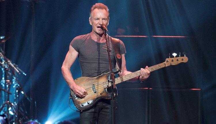 Sting koncertezik októberben Kolozsváron