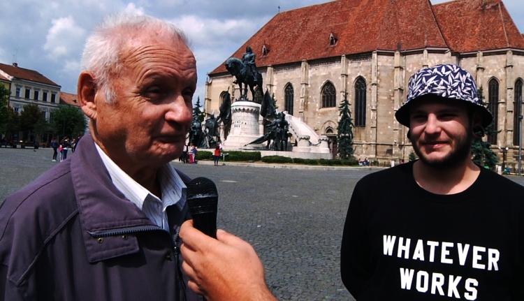 A románok is szeretik a Kolozsvári Magyar Napokat (VIDEÓ)