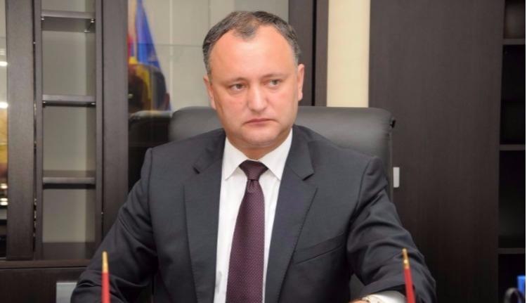 Igor Dodon nemkívánatos személy Romániában és Ukrajnában?
