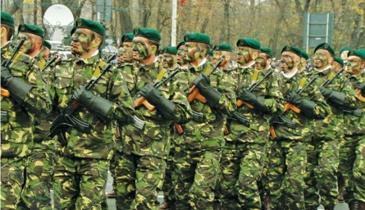 Ne lepődjön meg, ha román katonákba botlik Háromszéken
