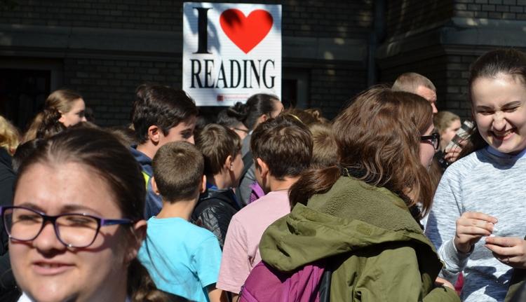 Nemzetközi könyvfesztivál nyílt a Főtéren