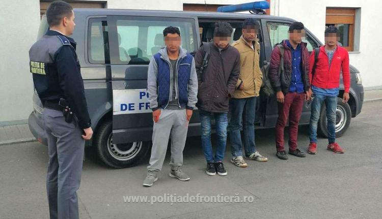 Szatmár és Temes megyében is határsértőket fogtak el