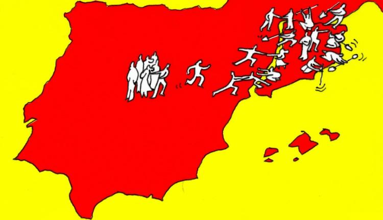 Katalónia: középkori felaprózódás, vagy visszatérés a nemzetállamhoz