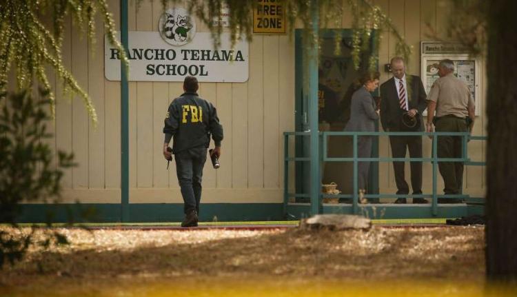 Öten haltak meg egy kaliforniai lövöldözésben