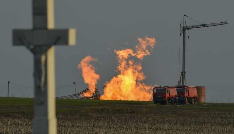 Tizennyolc nap után kialudt a nagymajtényi gázkút tüze