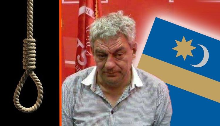 Tudose akasztófával fenyegette meg a székely vagy magyar zászlók kifüggesztőit