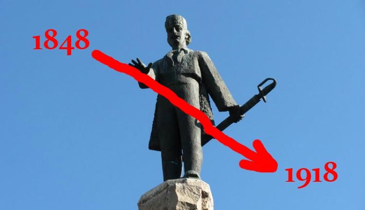 A PSD 1848-as román emléknapot akar bevezetni