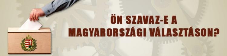 Ön szavaz-e a magyarországi választáson?