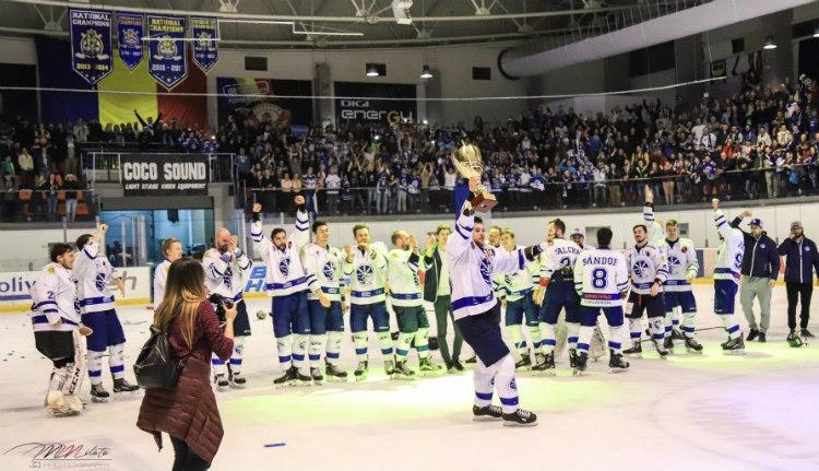 Öt év után újra bajnok lett a Csíkszeredai Sportklub