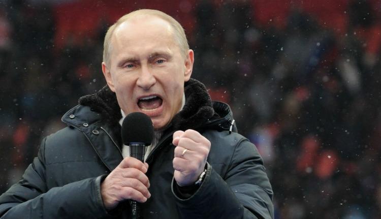 És megszólalt Vlagyimir Putyin a szíriai rakétatámadás kapcsán