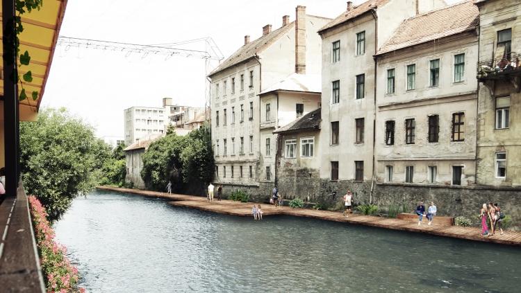 Spanyol tervek alapján kerülhetünk vízközelbe Kolozsváron