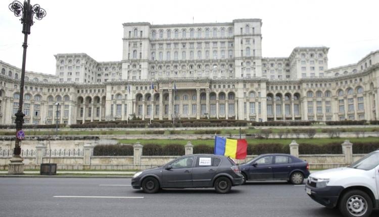 A PSD elkérte és megkapta a parlament parkolóját