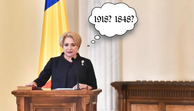 Legújabb bakijával Viorica Dăncilă belegázolt a román nemzeti önérzetbe