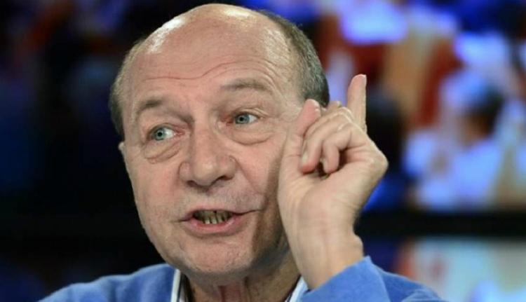 Traian Băsescu jól odaugatott a Székelyföldnek