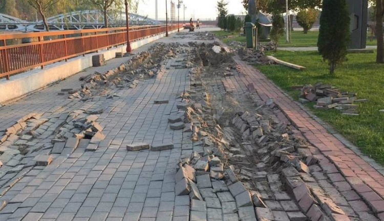 Romániában néha a jól végzett munka is katasztrófába torkollik