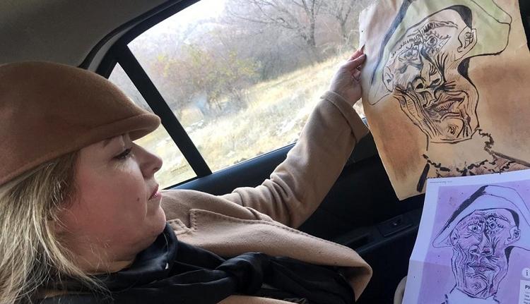 Tulcea megyében bukkant fel egy lopott Picasso