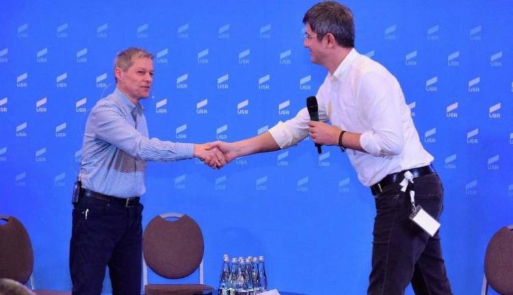 Nagy ambíciókkal, közösen vág neki az EP-választásoknak az USR és Cioloș pártja