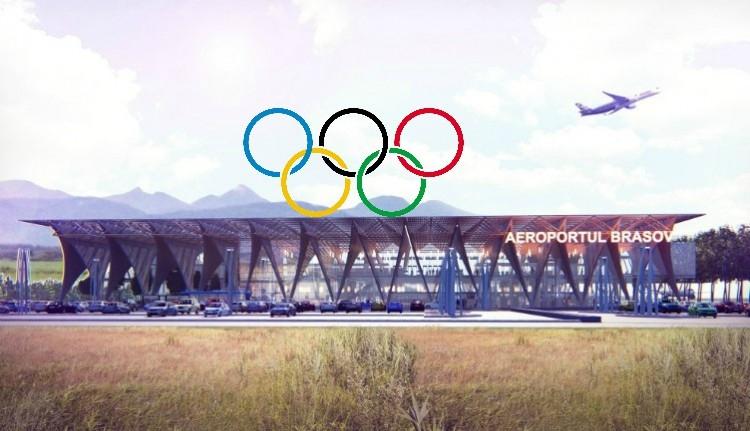 Ez megnyugtató: mire Brassó olimpiát szervez, arra elkészül a repülőtér is