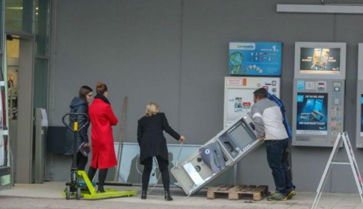 Ausztriában öregbítették a románok hírnevét a galaci bankrablók