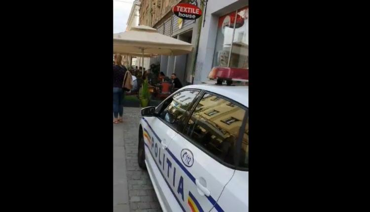 Így kell megleckéztetni a szabálytalanul parkoló rendőröket
