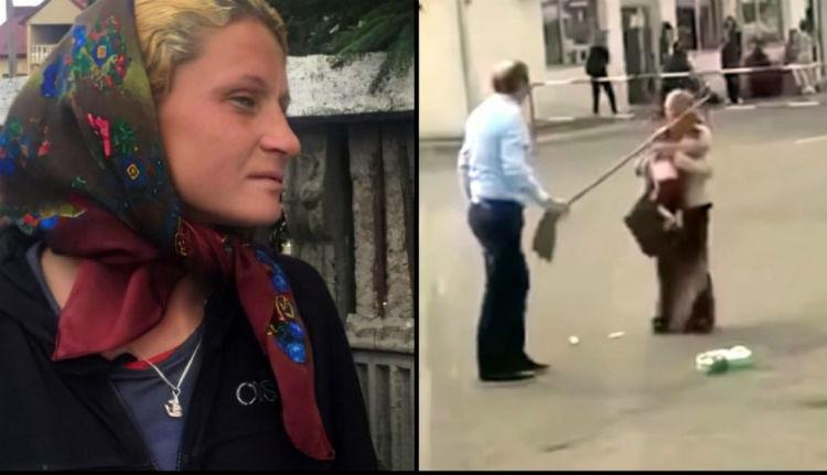 Mindent a polgárokért: a pokolba küldte a segélyhívó diszpécsere a nőt, akit seprűvel vertek meg a nyílt utcán