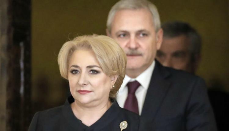 Dragnea bemószerolta az EU bíróságánál Viorica Dăncilát