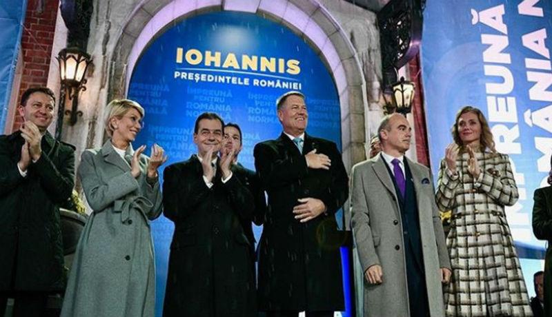 A majdnem végeredmények szerint Iohannis tönkreverte Dăncilát
