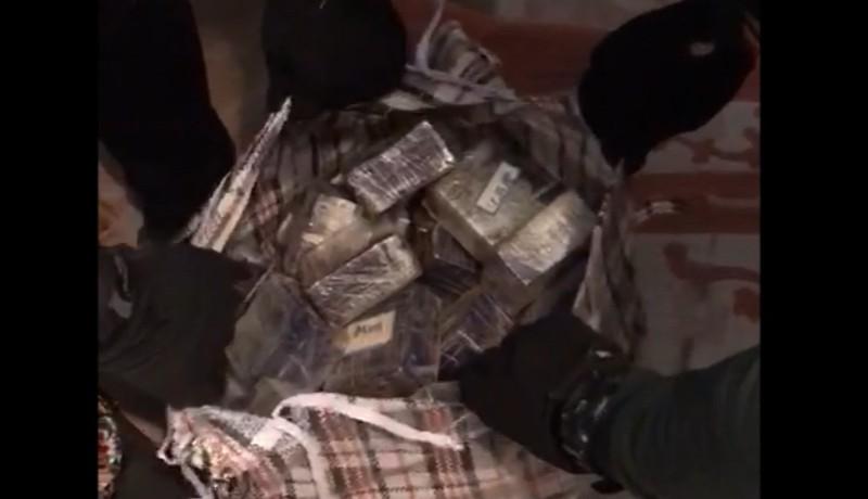 Rengeteg heroint foglaltak le a szervek egy román drogcsempész bandától