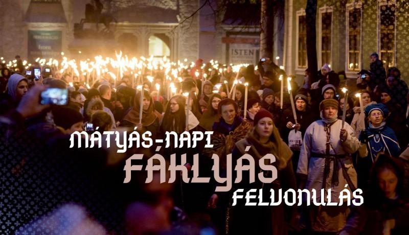 Vivat Mathias! Vivat Kolozsvár! – Mátyás király szülinapját ünnepli Kolozsvár
