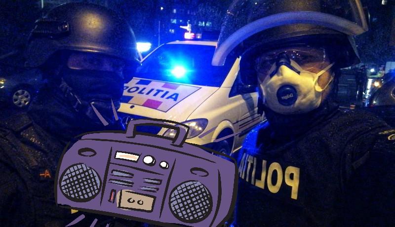 Hétvégi lemezlovasok lesznek a román rendőrök: a himnuszt fogják harsogtatni a kocsijuk hangosbemondóin