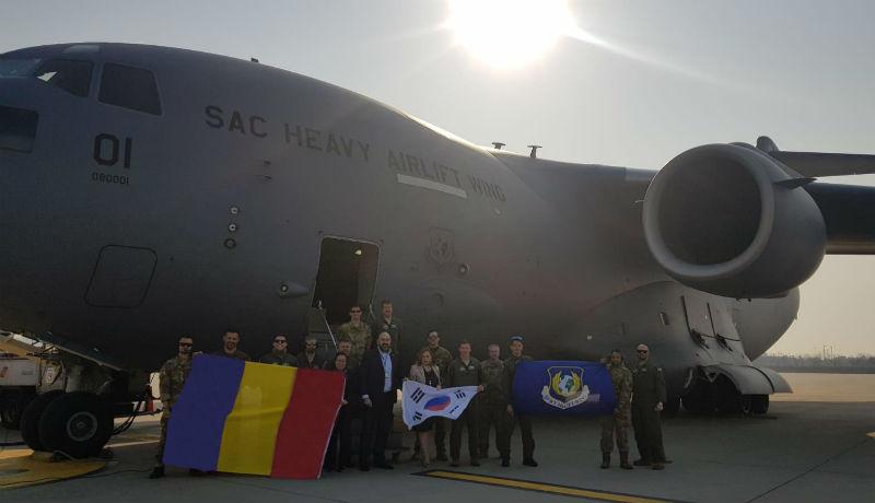 Románia is Ázsiából szerzett be védőfelszerelést a járvány ellen (VIDEÓval)
