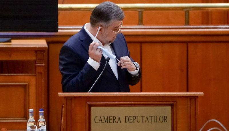 A PSD elnöke azt mondja, egészségügyi okok miatt nem tud maszkot viselni