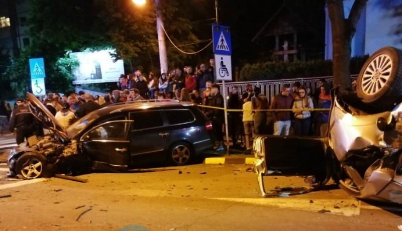 Százhússzal, mattrészegen okozott tömegbalesetet a városban – és ezt élőben közvetítette (VIDEÓval)