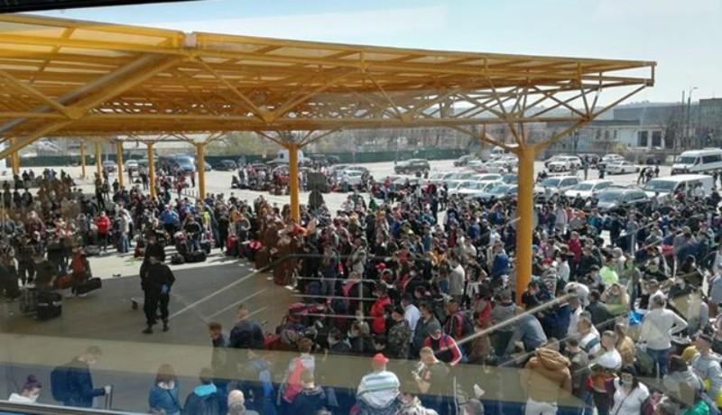 Így szöktek ki több tucatnyian a Suceava megyei karanténból spárgát szedni a szükségállapot idején